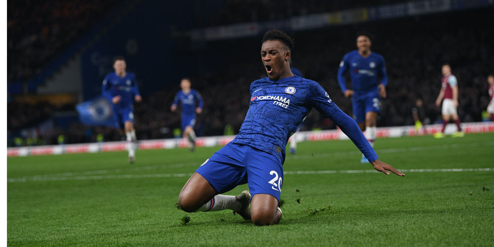 Tuchel: Hudson-Odoi to czysty talent
