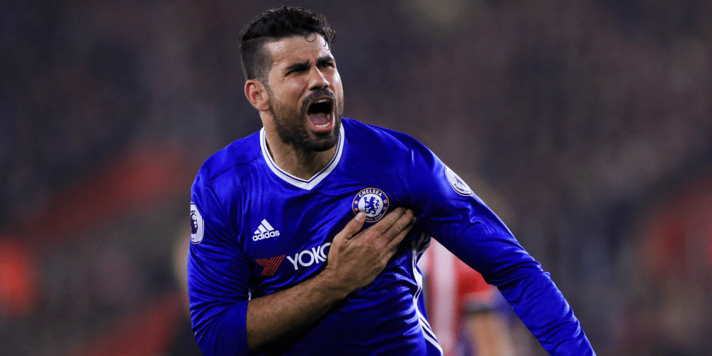 Diego Costa chce wrócić do Premier League