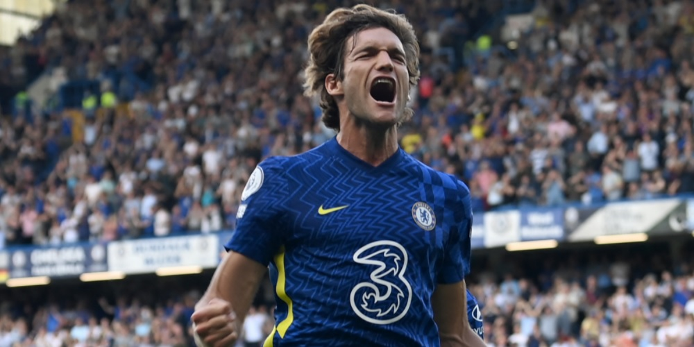 Extra Time With... Marcos Alonso!